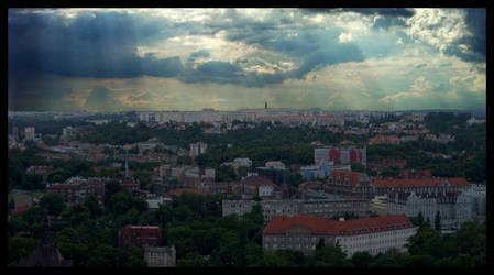 Gdansk I by zdzichu