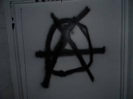 The anarchy door by cloud00101