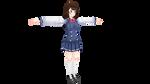 UniformFemale by Potixhe