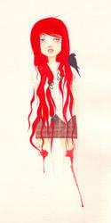 redhead by shishah
