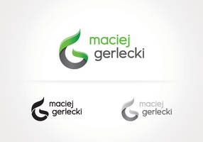 Maciej Gerlecki Logo by macger2