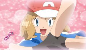 Serena becomes Satoshi! by Viper3n3n3