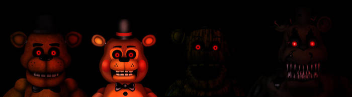 Freddy Collection by Evanest