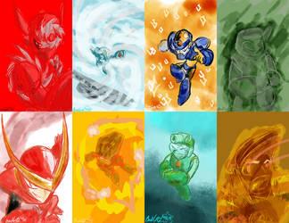 Mega Man 2 by UnstableReactor