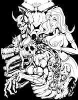 Satan by S0lrac