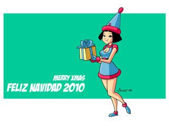 Duende navidenia 2010 by gatoloco74
