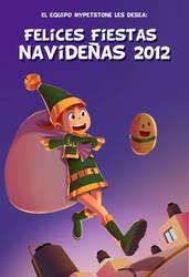 Merry xmas 2012 by gatoloco74