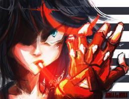 Matoi Ryuko - Kill la Kill by RomAttack