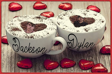 Jackson Krecioch and Dylan Geick 1 by Gothicatdarkness