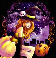 Halloween 2013 by Saviee