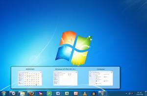 Windows 7 Libraries in XP by mufflerexoz