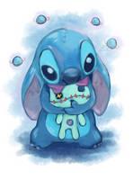 Galaxy Stitch by as-obu
