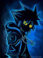 Anti Sora by kayleighmc