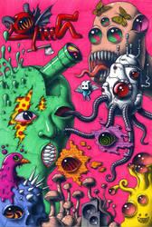 Little Trippy Demon by JimmyAlonzo