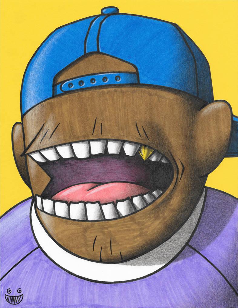 Mouth Russel by JimmyAlonzo