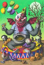 Halloween Piece by JimmyAlonzo