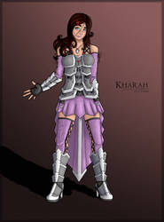 Kharah V.2 -Finish- by Spizami