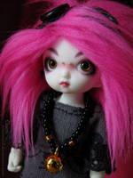 Puki with attitude by RozenRood