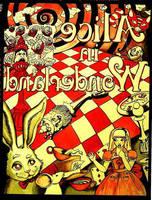 Alice in wonderland by Ammy-luvs-thirteen