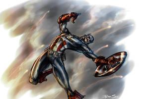 The First Avenger by TheWizpir