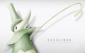 Excalibur by kaaru0000