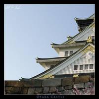 Osaka Castle by Ito6