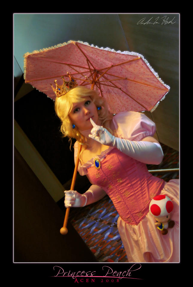 Princess Peach by Ito6