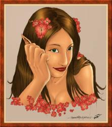 Fairy by Harvey Tolibao by maehao