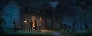 Zurvival League - Zombie Survival Game art #1 by stayinwonderland