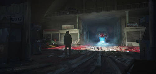 The Clowns Headquarters by stayinwonderland