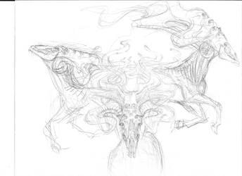 sketch 001 by Edermarmae