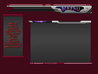 Interface for yashu.de by mindsskype