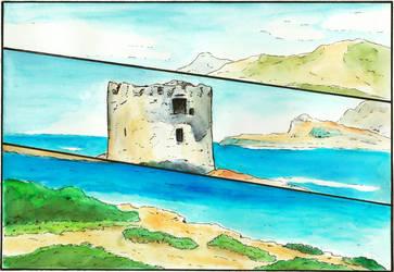Stintino, Sardinia by NightwishSoul