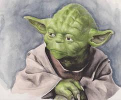 Yoda by WEAPONIX