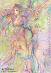 Rainbow Fairy by Hellobaby