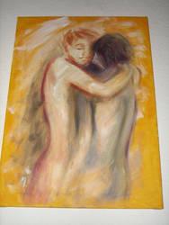 hug me by A4Lien