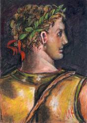 Alexander The Great by PirraAiren