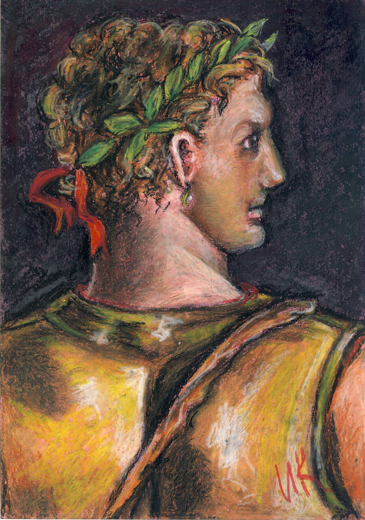 Alexander The Great by PirraAiren