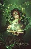 Morgana by CobaltOfMarch
