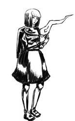 Illian mage by Nazerine