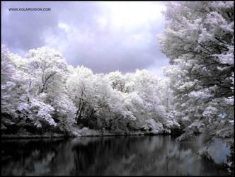 Frozen River by ilimel