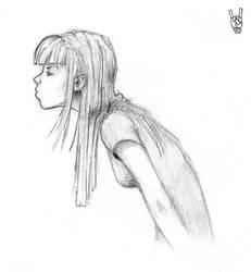 Meeting Sketch No. 8 by marshallbock