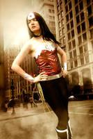 Wonder Woman - New 52 - DC Comics by MixUpCosplay