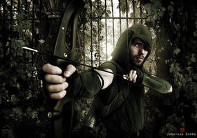 Green Arrow - DC Comics by MixUpCosplay
