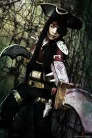 Bilgewater Katarina - League of Legends by MixUpCosplay