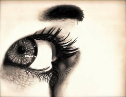 Inside the Eye by CaseyNealArtwork