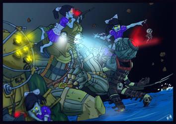 Guardians by dreno360