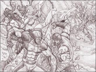 Non Civil War by dreno360