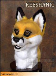 Keesh II head by Keeshanic-Fox