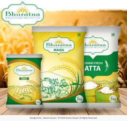 Package Design For Bhuratna by ANNGEINROGER